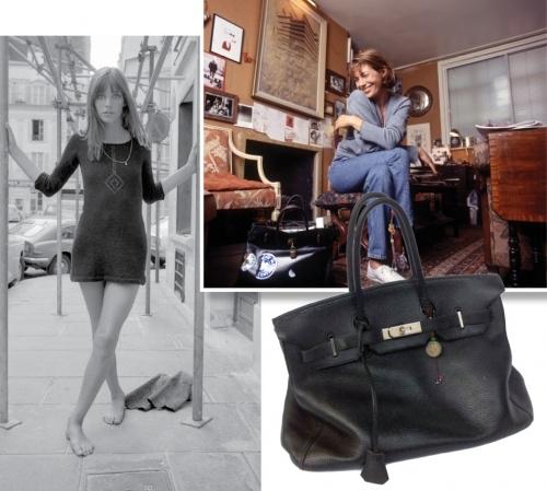 Джейн Биркин о легендарной сумке, придуманной ею.