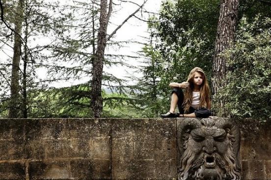 ტილან ბლონდოს ახალი ფოტოსესიები