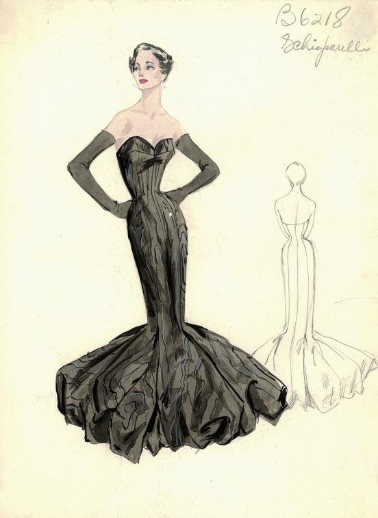 Вечерние и коктейльные платья от нью-йоркского универмага Bergdo.