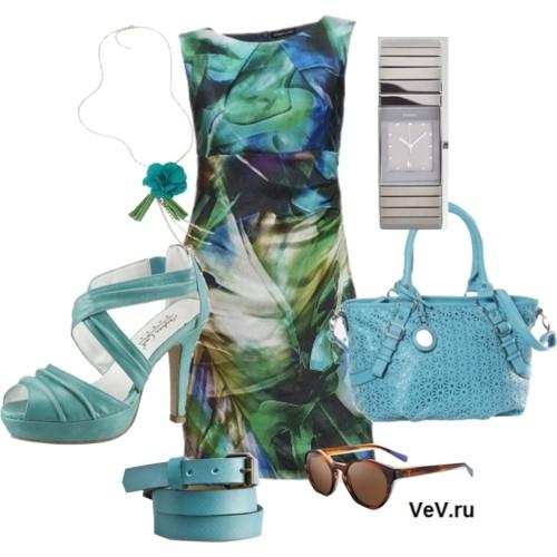 что носить летом 2013