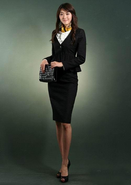 деловой стиль - одежда говорит без слов.