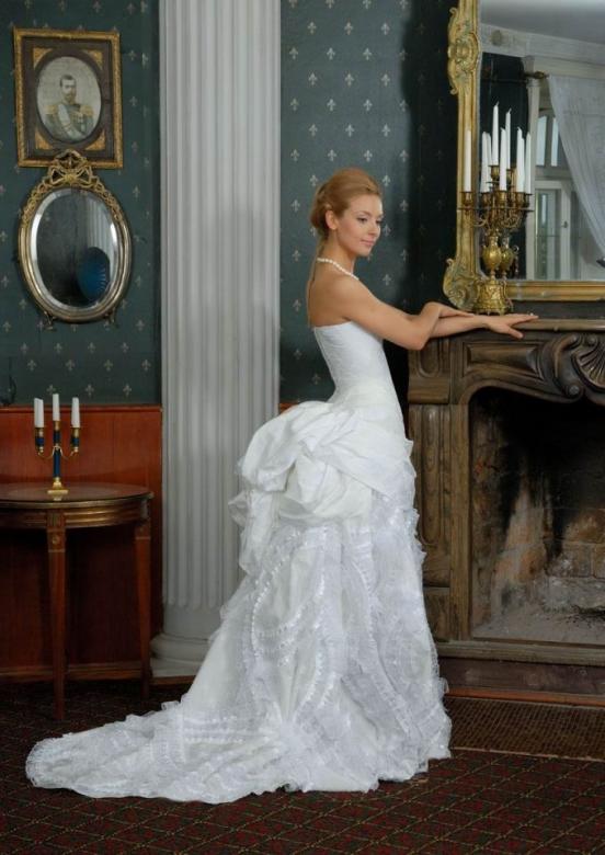 Женское платье 18 века фото россия