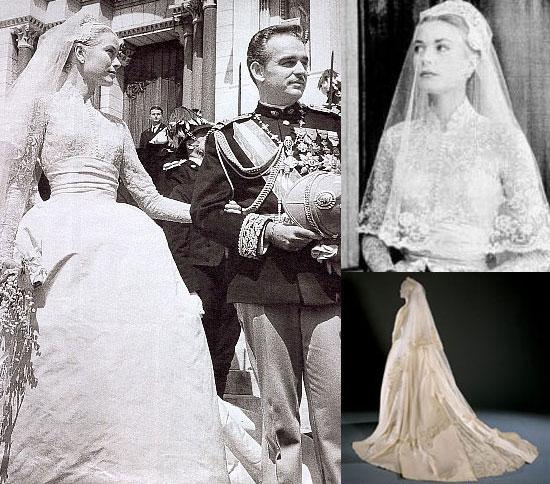 Самые самые звездные свадебные платья