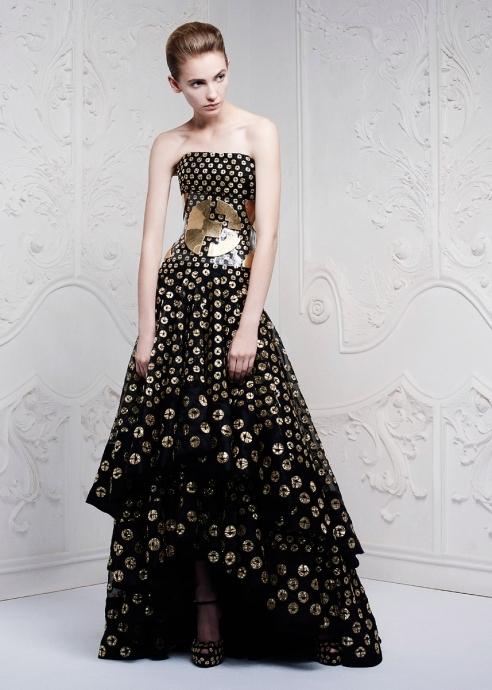 2013 мода весна лето 2013 модные коллекции