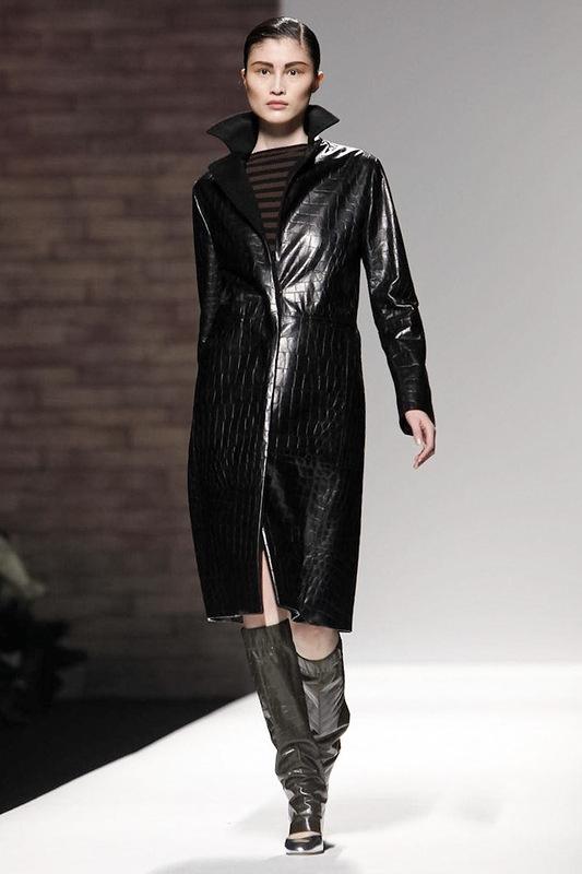 Модное пальто зима 2013