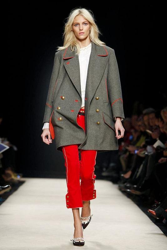 Модное пальто 2013