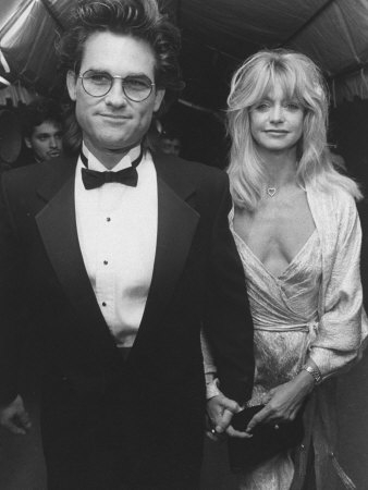 when did kurt russell and goldie hawn meet