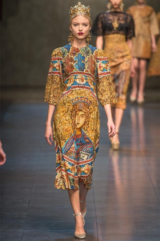 Платья из коллекций 2013-2014