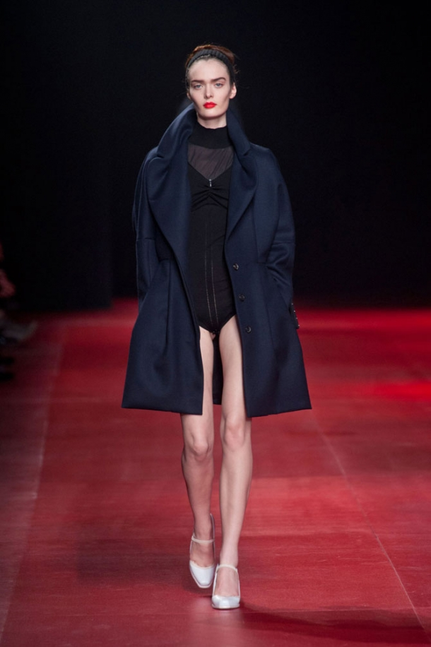 Мода 2013 nina ricci осень зима 2013 2014 фото