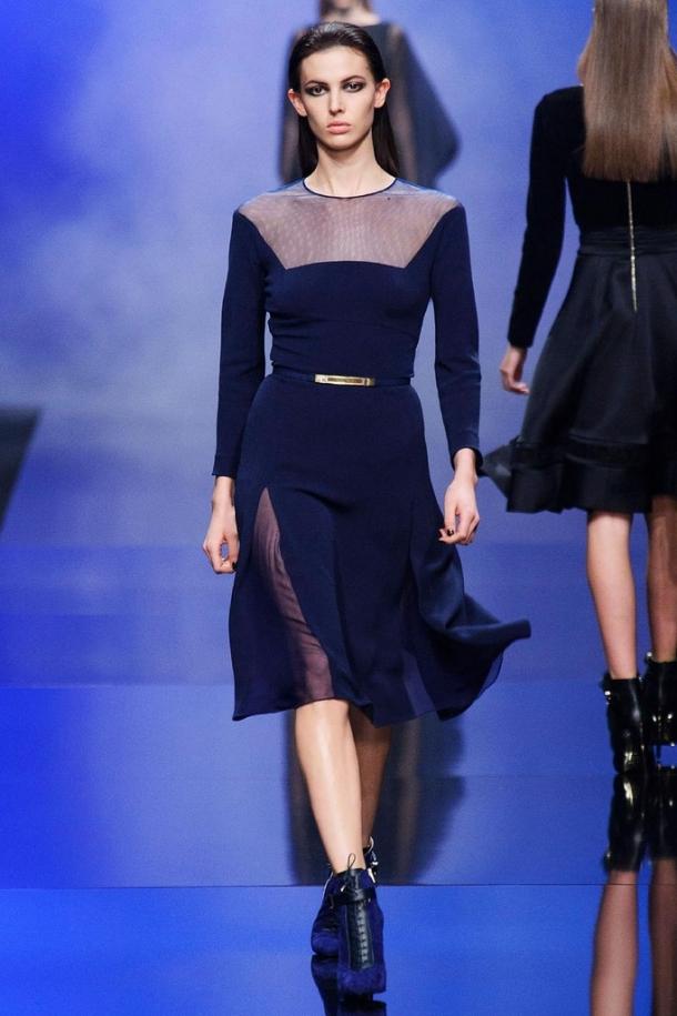 Elie saab мода 2013 мода осень зима 2013 2014