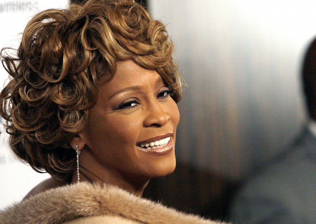 Певица негритянка