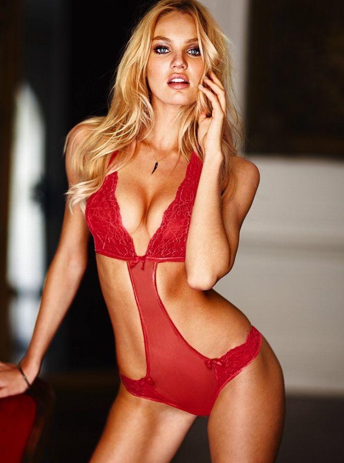 Самых сексуальных моделей мира