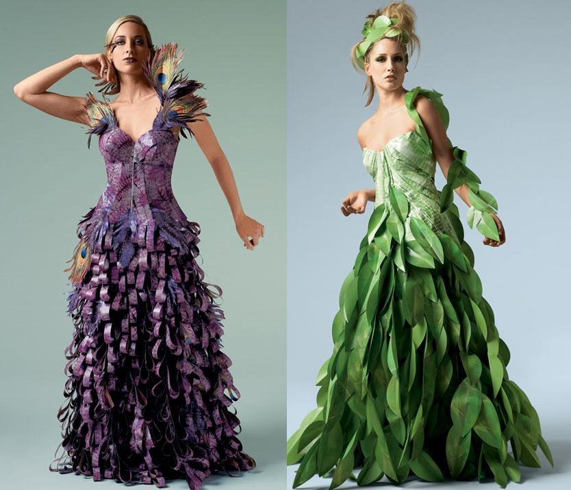 Материал для весеннего платья