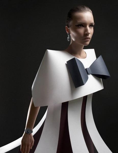 Идея, дизайн одежды и стиль - наши.  Модель - Мария Кошкина.