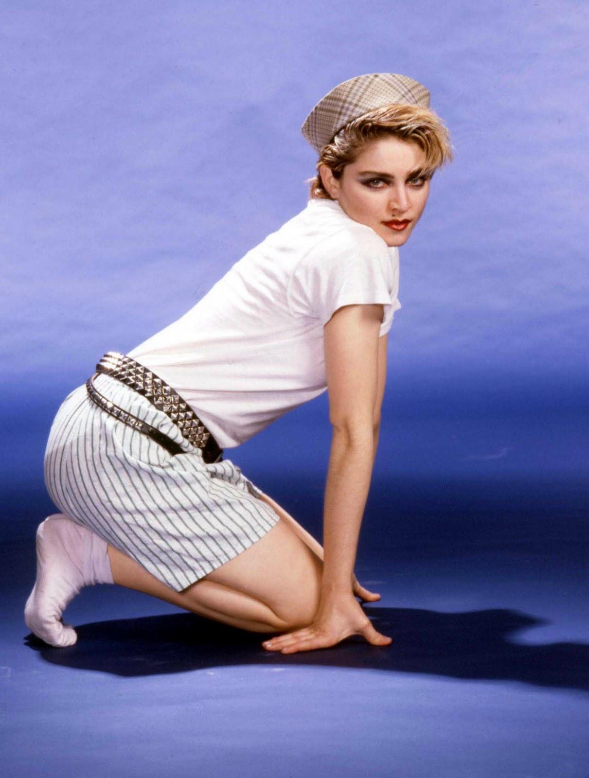 Мадонна и ее прически фото