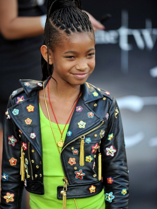 Willow Smith has grown up to be gorgeous  The List