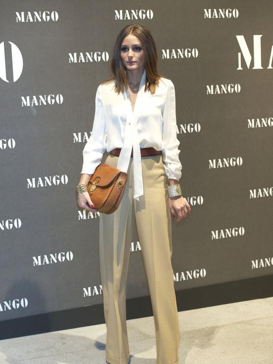 Самая модная девушка в мире Оливия Палермо.