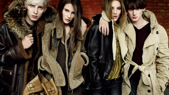 Burberry was founded in 1856 when Thomas Burberry opened his own...