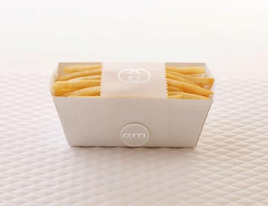 Конверт для картошки фри