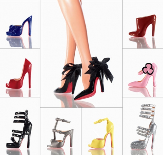Обувь барби своими руками