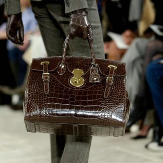 Эту сумку талантливейший Александр Маккуин посвятил актрисе Ким Новак.