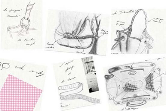 Более того, ради Бардо дизайнеры Lancel впервые отошли от кожаных...