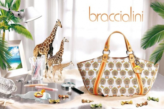Braccialini (Брачиалини), магазин сумок