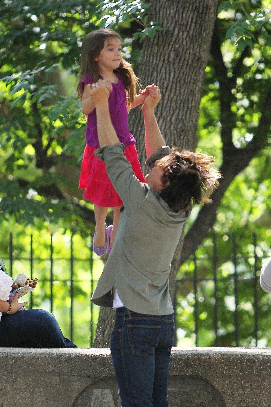 Том круз с детьми фото 2018