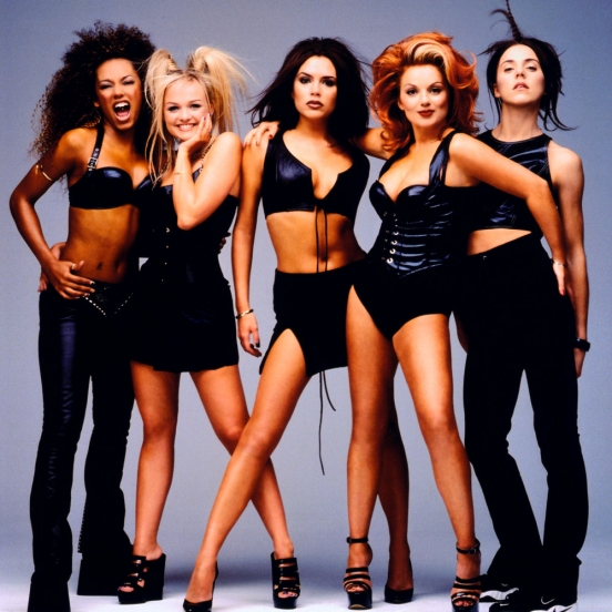 spice girls. фото