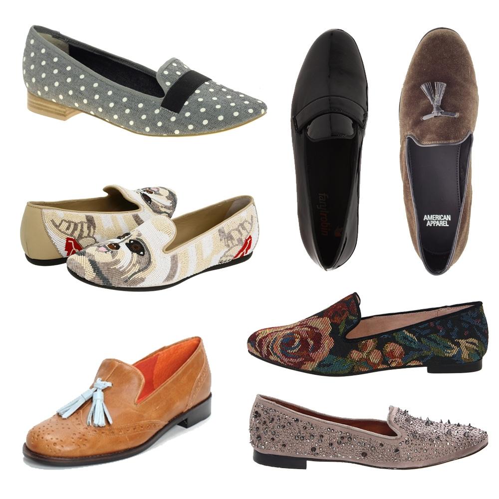 фото лоферы обувь