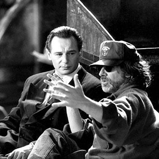 an analysis of steven spielbergs main purpose as directing the film schindlers list