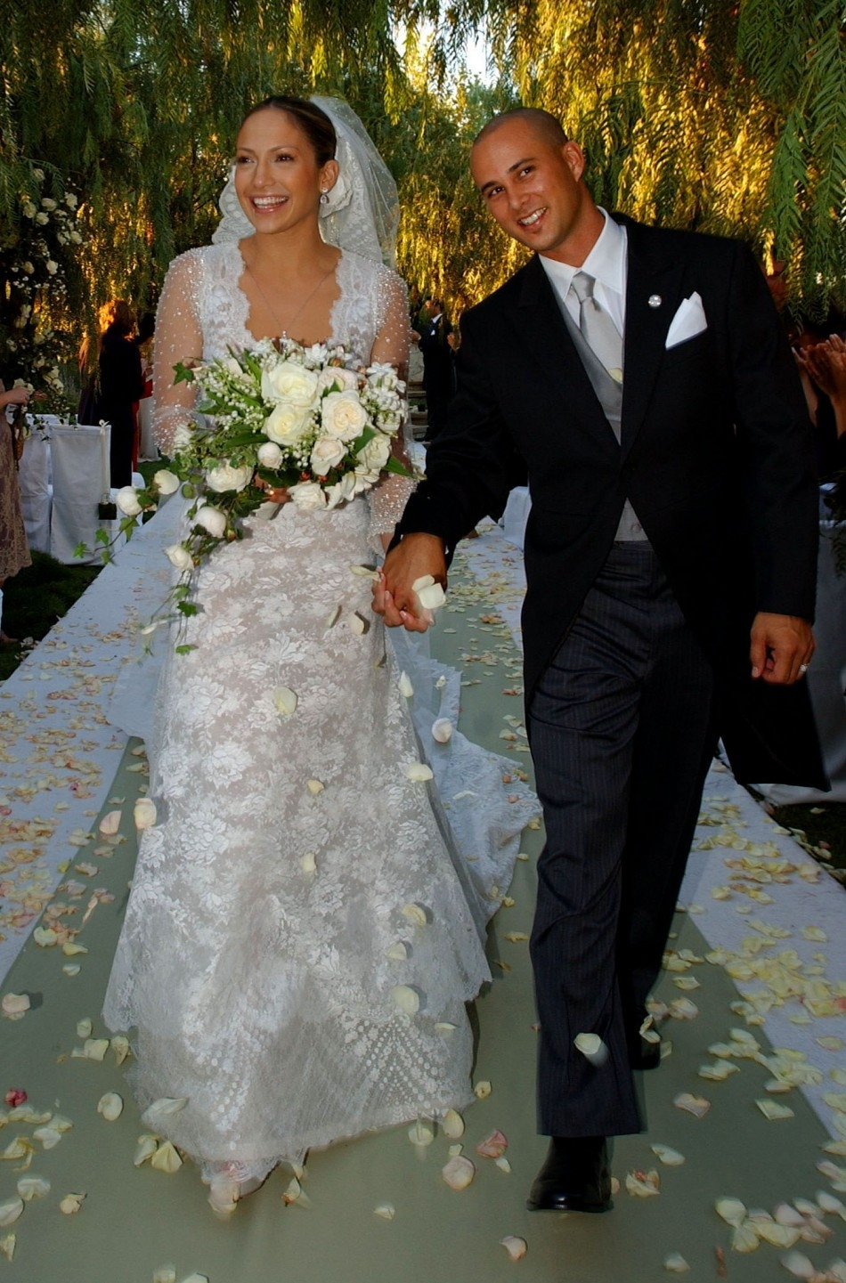 Фото шикарные свадьбы звезд