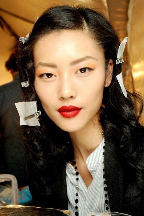Фотомодели азиатки