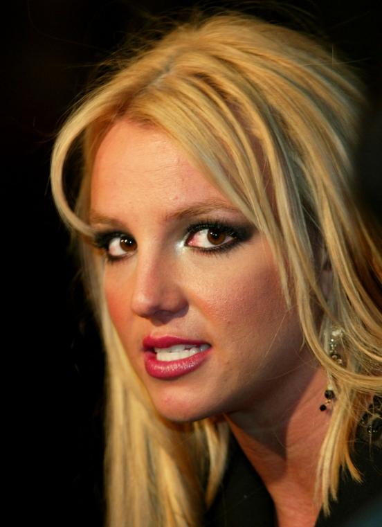 Бритни спирс без макияжа