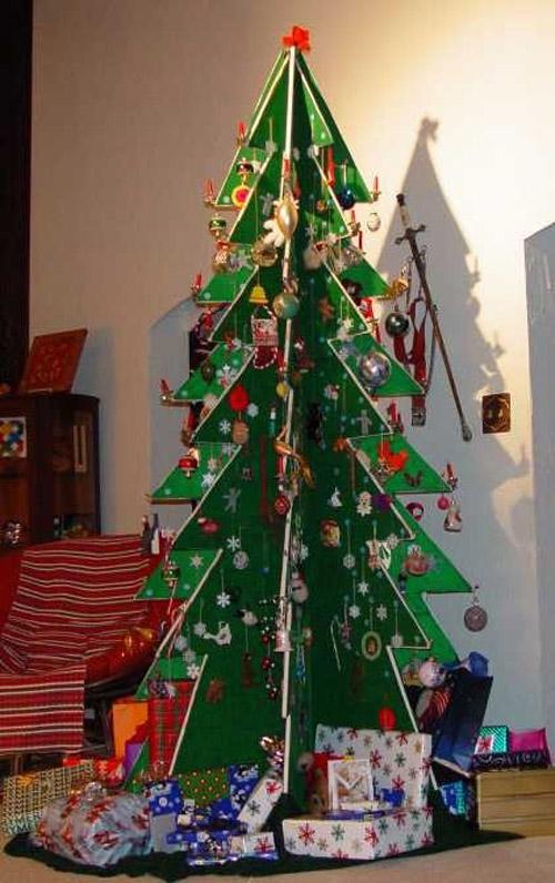 Самодельная елка своими руками фото