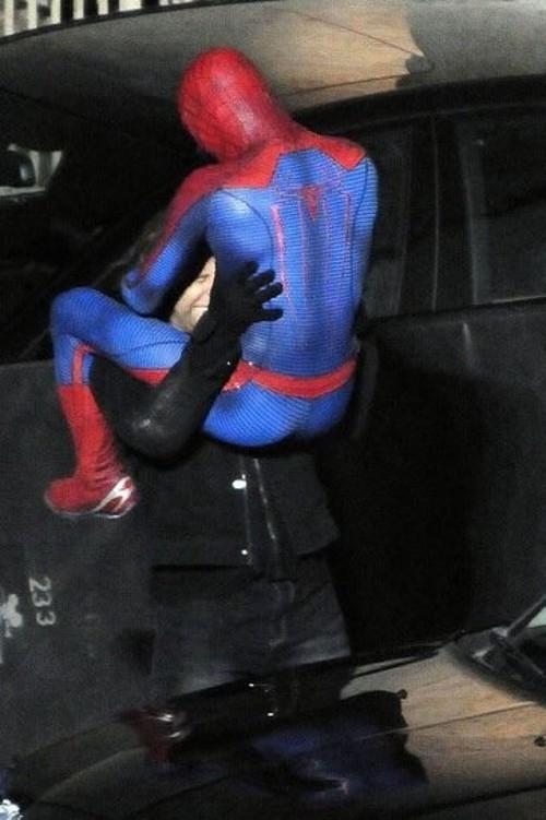 Новый человек паук вот такой вот он