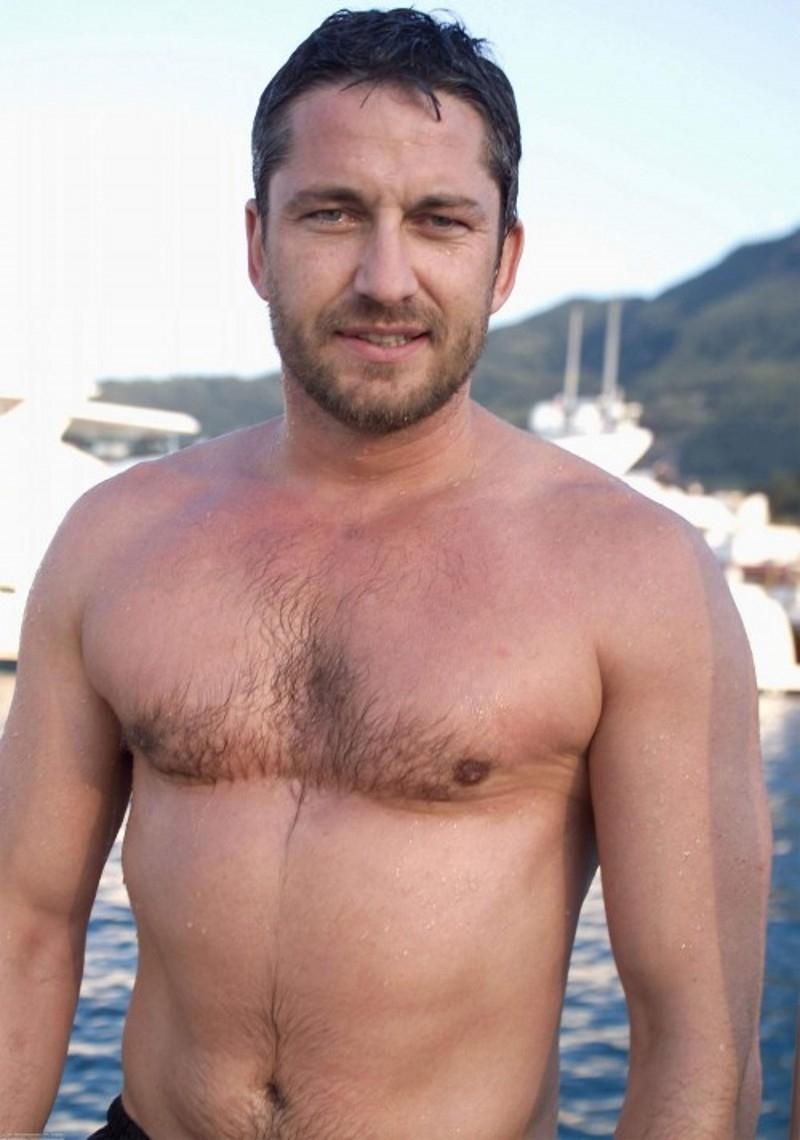 Фото мужики с грудью 27 фотография