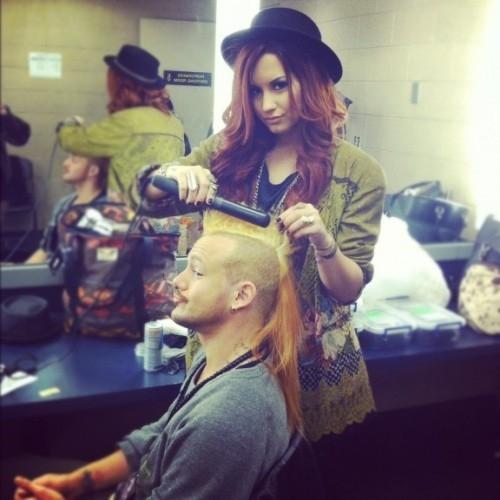 Demi Lovato - პირადი ფოტოები