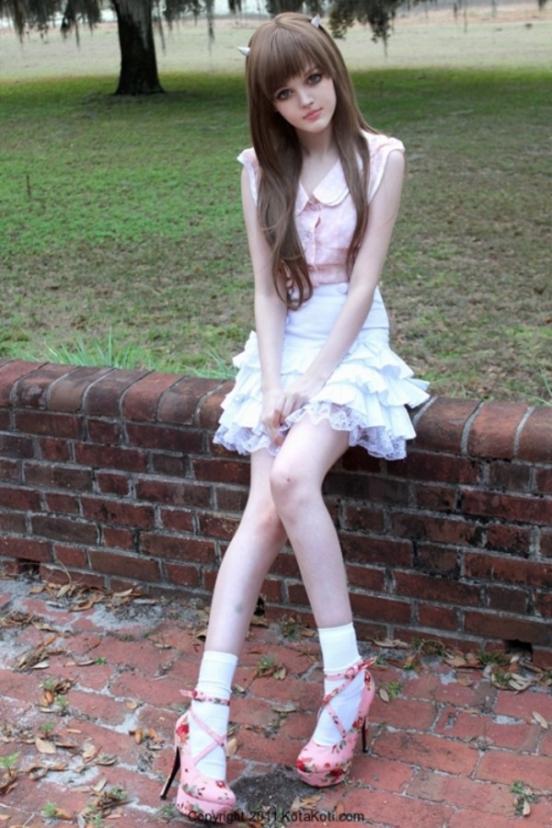 фото анал юные девушки