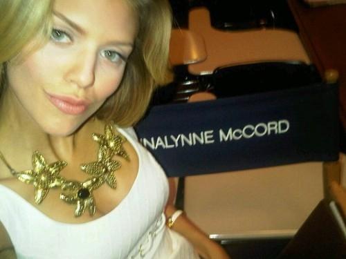 AnnaLynne McCord-ის პირადი ფოტოები