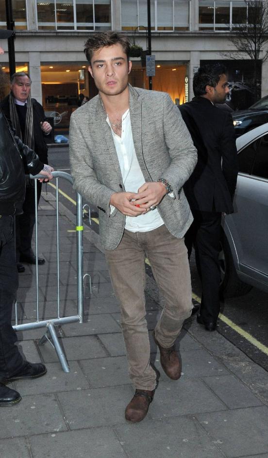 Самые стильные мужчины 2012 года по версии сайта stars.qip.ru.
