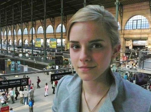 Emma Watson-ის პირადი ფოტოები.