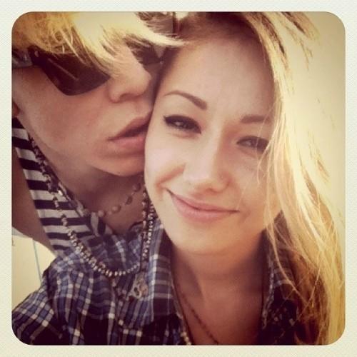 никита горюк и его жена фото