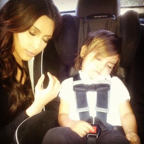 Kim Kardashian Personal photos