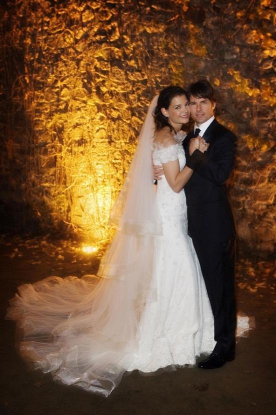 ♥ Свадебные фото звёзд ♥