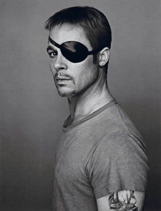 "Brad Pitt Covers ""Interview"" November 2012"