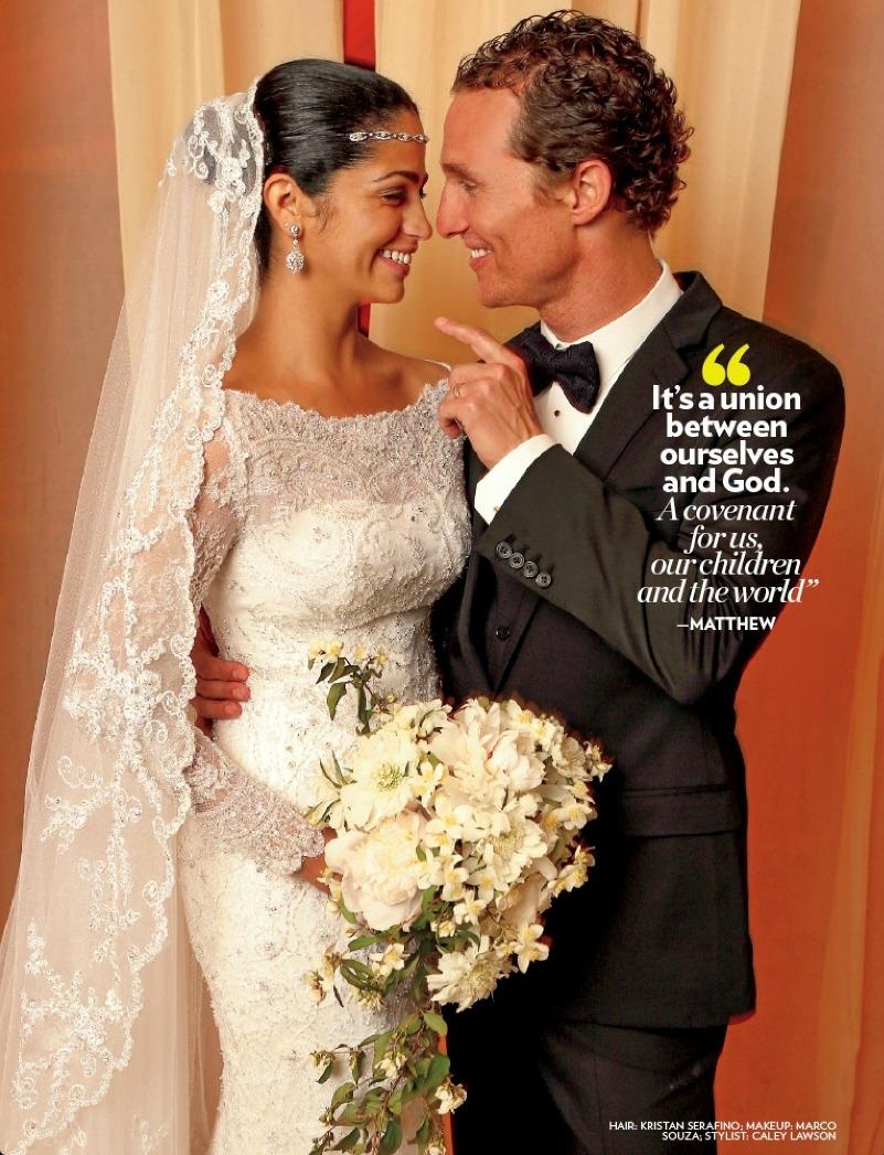 Фото свадеб знаменитостей 11 фотография