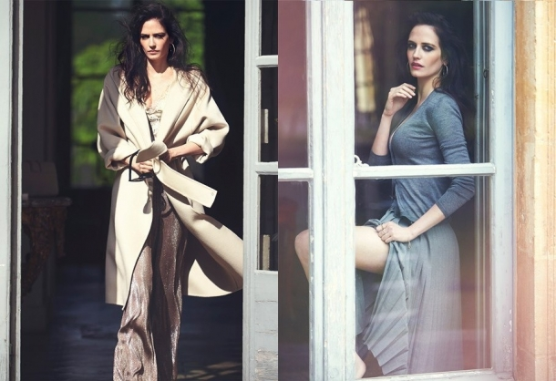 Eva Green by David Bellemere for The Edit