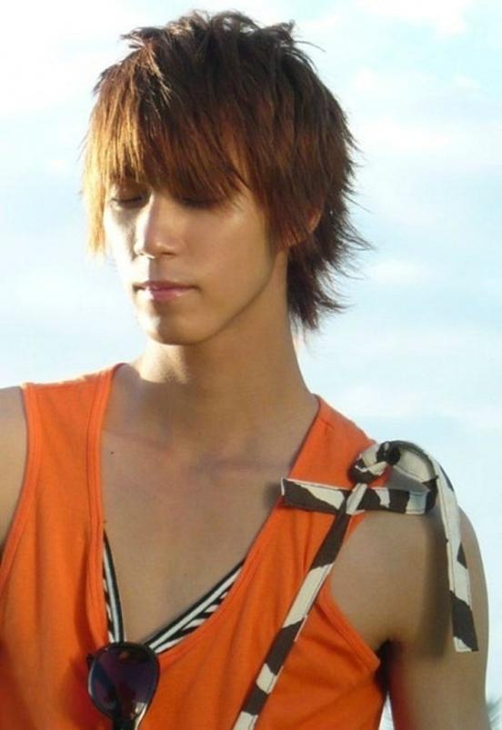 Японские модели: мужчины / фото 2015