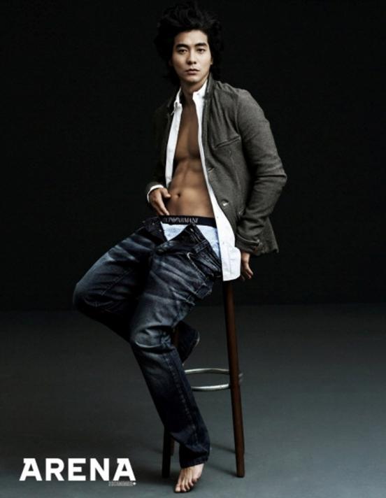 Сексапильные корейские модели мужские